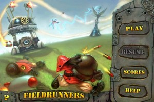 fieldrunners4 300x200 Quick Look: Fieldrunners by Subatomic Studios, LLC