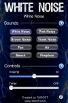 whitenoise2 100x150 Quick Look: White Noise by TMSoft