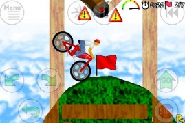bikeordie5 269x180 custom App Review: Bike or Die 2 by Chillingo Ltd.