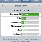 budgetcare1 150x150 App Review: BudgetCare Helps Track Expenses