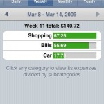 budgetcare4 150x150 App Review: BudgetCare Helps Track Expenses