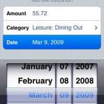 budgetcare5 150x150 App Review: BudgetCare Helps Track Expenses