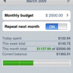 budgetcare6 150x150 App Review: BudgetCare Helps Track Expenses