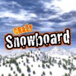 crazysnowboardsquare1 149x149 App Review: Crazy Snowboard by ezone.com