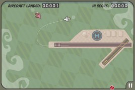 flightcontrol1 268x178 custom App Review: Flight Control by Firemint