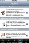 ifitness6 100x150 App Review: iFitness Helps Work Off the Extra Weight