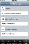 ifitness8 100x150 App Review: iFitness Helps Work Off the Extra Weight