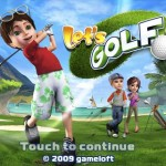 letsgolf141 150x150 App Review: Lets Golf by Gameloft Brings Tee Time to Your Fingertips