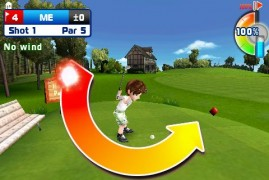 letsgolf148 269x180 custom App Review: Lets Golf by Gameloft Brings Tee Time to Your Fingertips