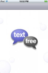 textfree1 200x300 PR: Pinger Releases New, Ad Supported Text Free with Voice Calling