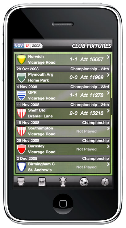 2858 MYFC SCREEN2T Manage Your Football Club by Sports Director