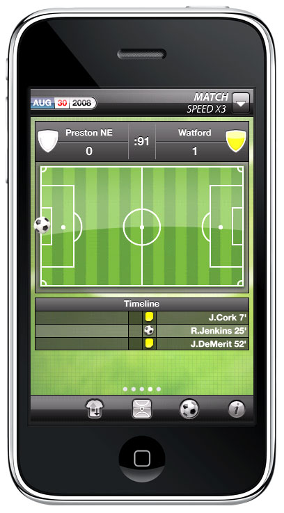 2858 MYFC SCREEN7T Manage Your Football Club by Sports Director