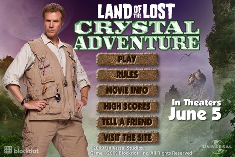 2871 01 Title Land of the Lost: Crystal Adventure by Blockdot
