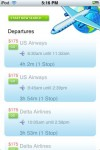 airfare2 100x150 App Review: 2 Flight Apps by inZania