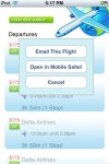 airfare3 100x150 App Review: 2 Flight Apps by inZania