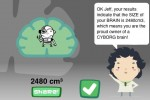biggestbrain2 150x100 Who Has The Biggest Brain? by Playfish No Longer in App Store