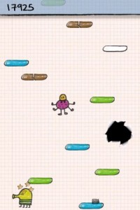 doodlejump2 200x300 App Review: Doodle Jump by Lima Sky