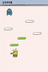 doodlejump4 200x300 App Review: Doodle Jump by Lima Sky