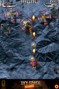 skyforce2 200x300 App Review: Sky Force Reloaded by Infinite Dreams Inc.