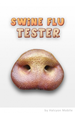 6493 image1 Swine Flu Tester by Halcyon Mobile
