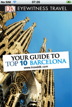 Top 10 Barcelona by Dorling Kindersley Ltd