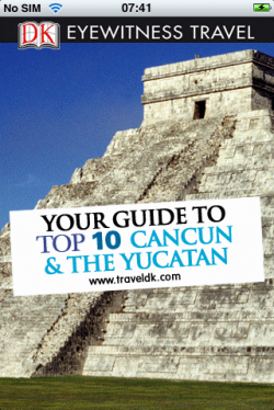 Top 10 Cancun by Dorling Kindersley Ltd