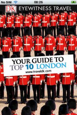 Top 10 London by Dorling Kindersley Ltd