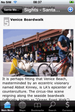 Top 10 Los Angeles by Dorling Kindersley Ltd