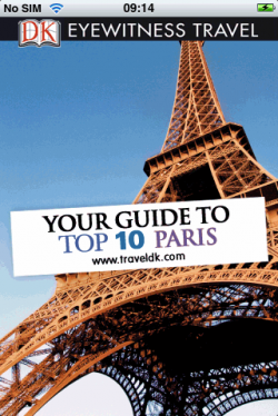 Top 10 Paris by Dorling Kindersley Ltd