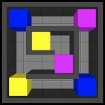 magneticblock1 150x150 App Review: Magnetic Block Puzzle by Kiss The Machine