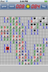 minesweeper3 200x300 App Review: Minesweeper Classic by Liberty For One