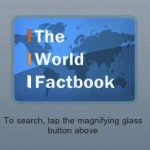 worldfactbook1 150x150 App Review: The World Factbook 09 by jDictionary Mobile