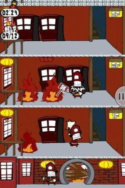 6875 Screen04Low Emergency Dangerous : Fire Fighter by Triple Play Co., Ltd.