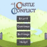 castleconflict1 150x150 App Review: Castle Conflict by Broken Kings