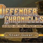 defenderchroniclessquare 150x150 App Review: Defender Chronicles   Legend of the Desert King by Chillingo Ltd.
