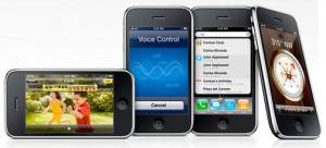 iphone3gs row 300x136 Apple Announces New iPhone 3GS, iPhone OS 3.0