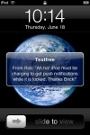 textfreecorrected1 100x150 A Tour of Push Notifications Using Textfree Unlimited