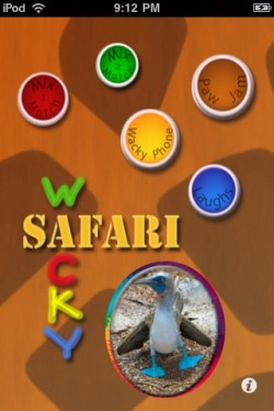 8785 Screenshot WS Wacky Safari by Earblast