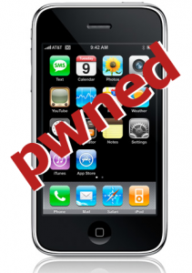 iphone 3g pwned1 300x232 iPhone and iPod Touch Jailbreak Explained