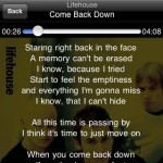 lyrics2 150x150 App Review: Lyrics+ by ShroederDev