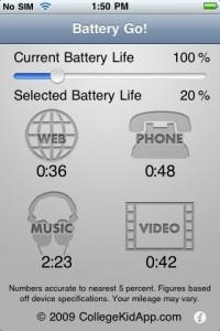 p 480 320 7ce260b1 1a30 4d43 90e6 48c48783e435 200x300 App Review: Battery Go! by collegekidapp.com