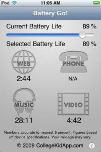 p 480 320 b339cf1c a10f 4220 aa3e 6e4836896760 200x300 App Review: Battery Go! by collegekidapp.com