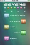 sevens2 100x150 App Review: Sevens by Nigel Hanbury