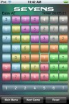 sevens4 100x150 App Review: Sevens by Nigel Hanbury
