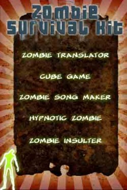 zombiesurvivalkit Zombie Survival Kit by Sperensis