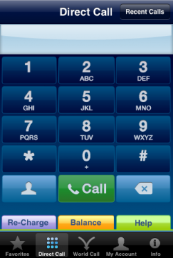 Call Global App by ideasforiphone