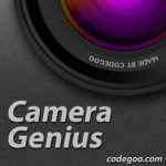 cameragenius1 100x150 App Review: Camera Genius by CodeGoo