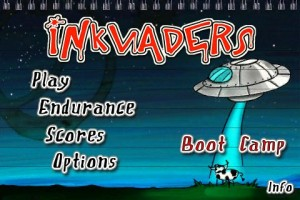 inkvaders2 300x200 App Review: InkVaders by Games Faction and Chillingo
