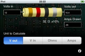 ohmsresistor Ohms Resistor by WebSpinner, LLC