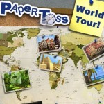 App Review: Paper Toss: World Tour by Backflip Studios